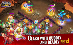castle clash apk castle clash rise of beasts 1 3 11 apk for android mac pc