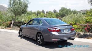 2016 honda accord first drive u2013 coupe sedan and sport slashgear