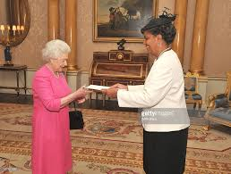 Queen Elizabeth Ii Corgis by Queen Elizabeth Ii Presents Credentials At Buckingham Palace