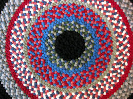 Braided Rugs Round by 33