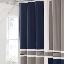Alexander Curtains Astonishing Nautica Shower Curtains 72 With Additional Curtain
