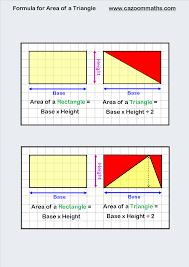 Area Formula by Gcse Maths Geometry Worksheets Fun Geometry Worksheets