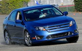 ford fusion sport 0 60 2010 ford fusion drive motor trend