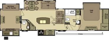 Open Range 5th Wheel Floor Plans 2015 Open Range 3x427bhs Quad Bunk Kitsmiller Rv