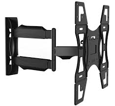 full motion tv wall mount 60 inch tv wall mount bracket ultra slim design produck review youtube