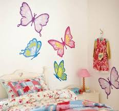 Bedroom Stencils Designs Some Brilliant Suggestions For Wall Decorations For Kid S Bedrooms