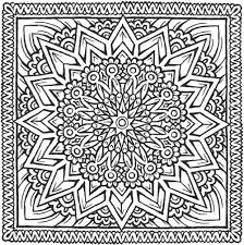 786 best coloring pages mandalas images on pinterest