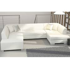 canapé angle blanc meuble de salon canapé canape canape d angle blanc sofamobili