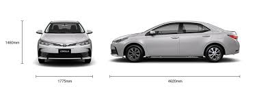toyota car specifications ascent sedan manual specifications corolla toyota australia