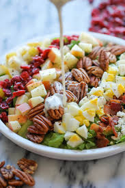 15 best healthy and easy salad recipes damn delicious