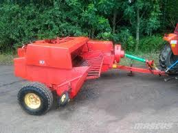 used massey ferguson 128 square baler square balers for sale