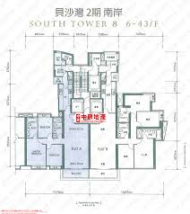 bel air floor plan centadata tower 8 phase 2 south towers residence bel air