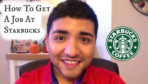 Best Resume To Get A Job by How To Get A Job At Starbucks Youtube