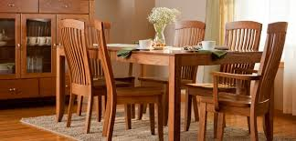 Amish Dining Room Furniture Dining Furniture From Simply Amish