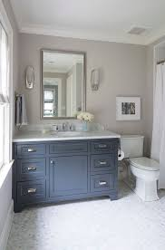 navy cabinet paint color is benjamin moore french beret 1610 wall