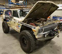 jeep chief truck offroadpowerproducts badass full size jeep waggy offroad 4x4