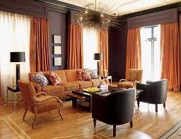 Attractive Ideas To Enter Orange Color In Your Interior Design - Orange interior design ideas