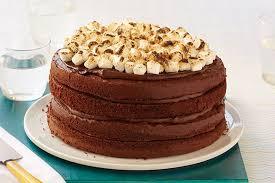 double chocolate marshmallow cake kraft recipes