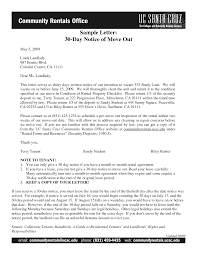 30 day notice letter gplusnick