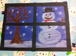 art projects for christmas kindergarten kids at play fun winter