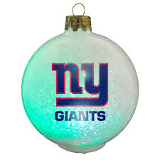 topperscot new york giants nfl led color changing christmas