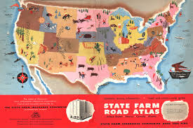 map your usa road trip coudal archives maps and travel