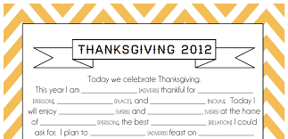 this thanksgiving mad lib the neighborhood