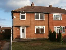 3 bedroom house to rent heathcote drive chesterfield derbyshire