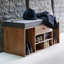 uncategorized awesome storage bench with drawers ideas image of