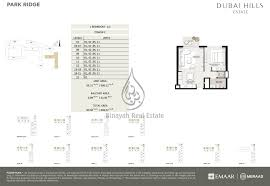 floor plan park ridge podium penthouse type d