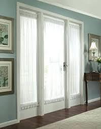 Patio Door Curtain Rod Curtain Rod Without Center Support Single G Patio Door Curtain Rod