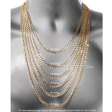 chain rope necklace images 10k gold 18 22 quot 3mm rope chain necklace jcpenney