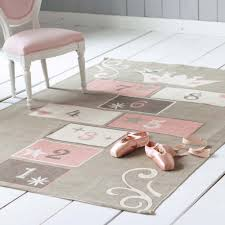 Girls Pink Rug The Pink U0026 Grey Rug For Girls Playroom Need To Find This