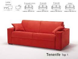 prezzo divani divano letto tenerife