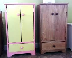 18 inch doll storage cabinet armoires doll armoire wardrobe doll plans wardrobe closet baby