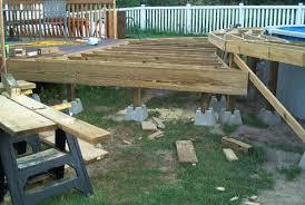 deck blocks lowes deck design and ideas