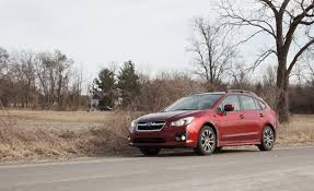 subaru sport hatchback 2012 subaru impreza 2 0i long term wrap up u2013 review u2013 car and driver