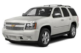 2014 chevrolet tahoe new car test drive