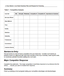 business plan template ideas picture free free business plan
