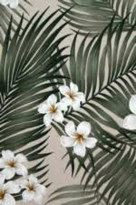 Palm Tree Upholstery Fabric Natural Fabric Backgrounds Page 3 Of 3 Barkcloth Hawaii