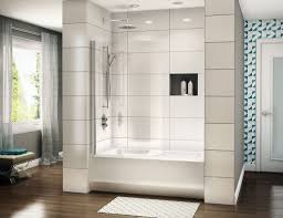 Tub Glass Doors Frameless by Barbaralclark Com Page 157 Minimalist Bathroom With Kohler Rain