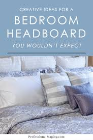 7 creative ideas for a headboard you wouldn u0027t expect