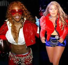 Lil Kim Halloween Costumes Twitter Conflicted Lil Kim Photo Black