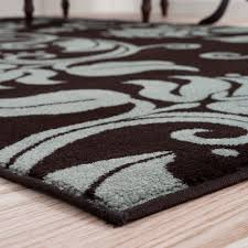 Brown And Blue Rug Rug Brown And Blue Area Rug Zodicaworld Rug Ideas