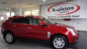 used 2013 cadillac srx used one owner 2013 cadillac srx luxury collection rockford il