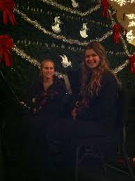 singing christmas tree mona shores orchestra