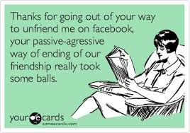 Your Ecards Meme - funny ecards unfriend on facebook funny memes