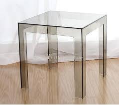 Acrylic Side Table Ikea Small Clear Acrylic Side Table Canada Console Laptop Desk