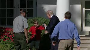 after grassroots campaign boy fulfills wish to mow white house