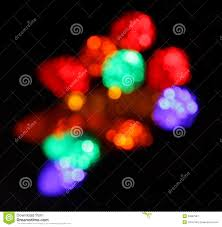 Sparkle Christmas Lights by Colored Sparkle Lights Stock Photography Image 34455612